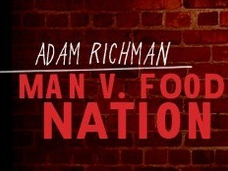 "Milwaukee's ""Man v. Food Nation"" airs next week."