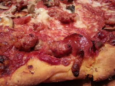 In search of the perfect pizza: Marco's Pizza