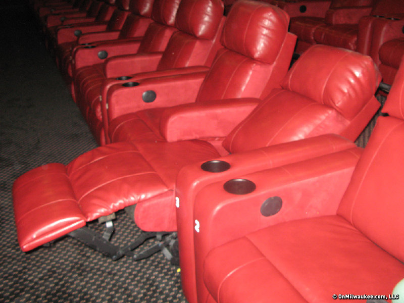 The recliners are in the UltraScreen theaters at the North Shore Cinema in Mequon an at the Renaissance Cinema in Sturtevant. & Renovations change movie-going experience - OnMilwaukee islam-shia.org