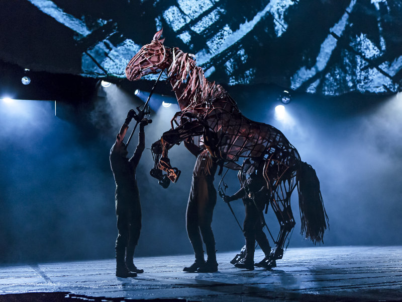 """War Horse"" will run at the Marcus Center Jan. 7-12, 2014."