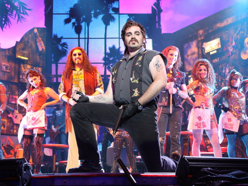"The Marcus Center presents ""Rock of Ages"" Nov. 13-18."