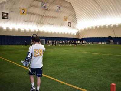 Marquette believes new seasonal dome will give it a