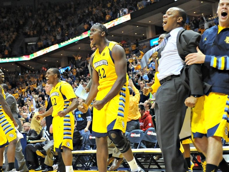 OnMilwaukee.com Sports: Marquette builds up its basketball ...