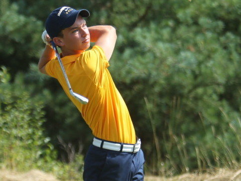 Marquette freshman Henry Klongland from Stoughton and the rest of the Golden Eagles will test their games against the best at Erin Hills.
