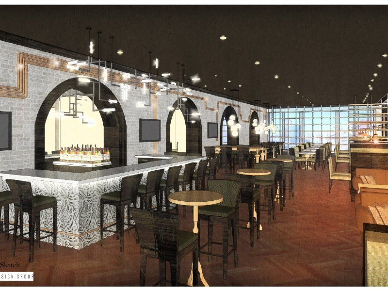 Downtown Marriott Unveils Details For New Milwaukee Caf 233