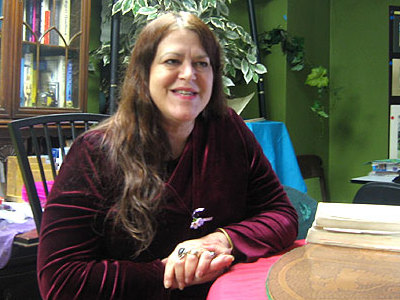 Psychic experience: An appointment with Mary Ellen Pride