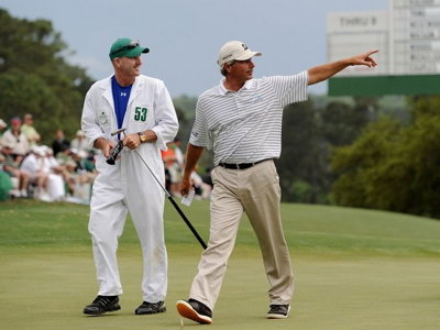 Masters Day 1 notebook: Couples takes command