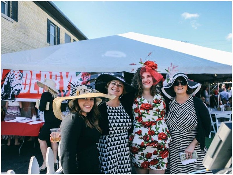 Wear Fancy Hats And Help The Hungry At Maxie S Annual Kentucky