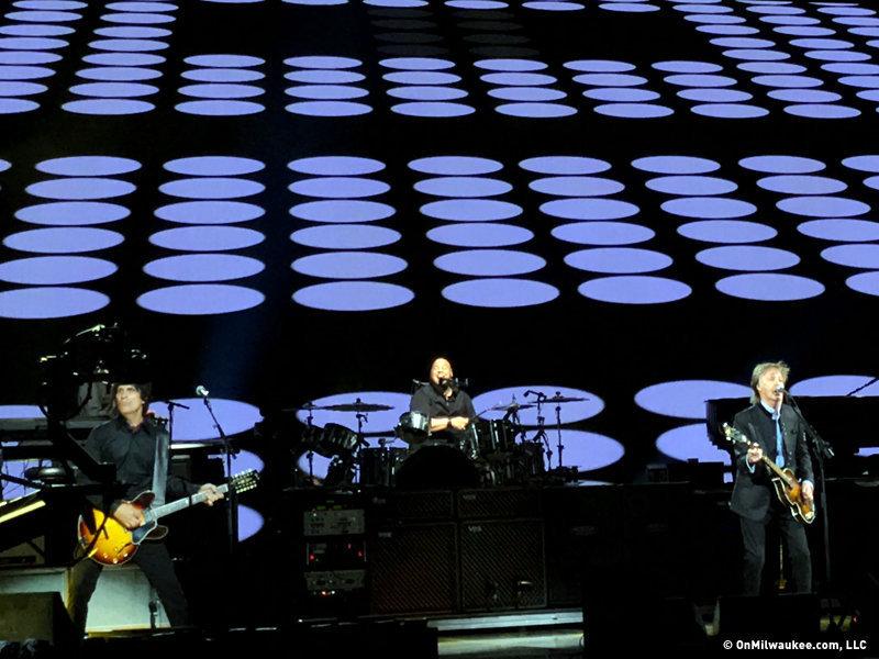 It's true: Paul McCartney will perform at Lambeau Field in
