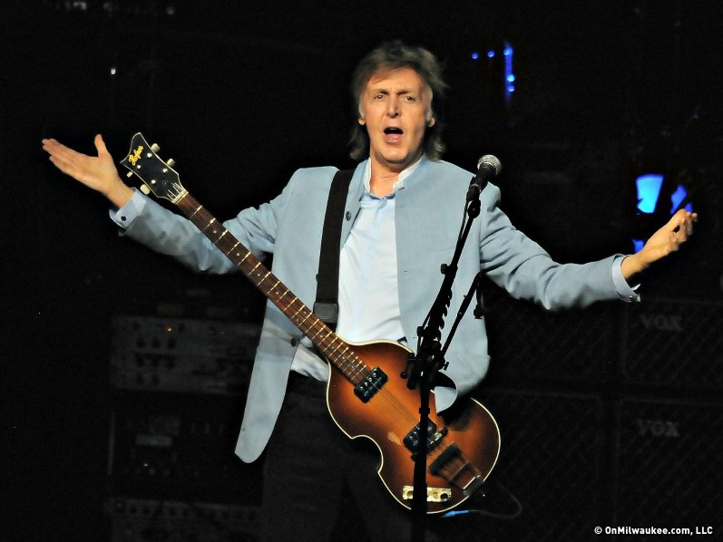 McCartney Marathon Raises Summerfest Bar