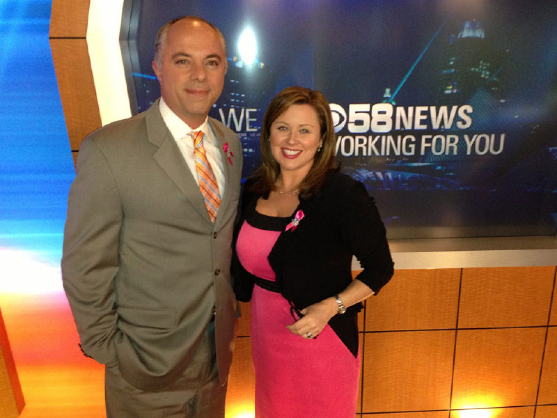 Weather forecaster McGinnis leaving WDJT CBS 58 - OnMilwaukee