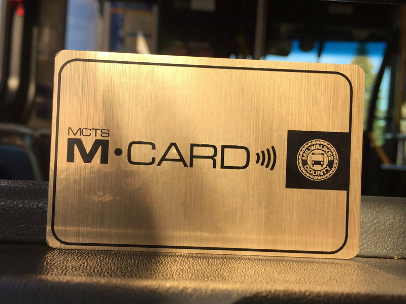 To celebrate 25 million M*Card rides, MCTS is giving away 5 golden