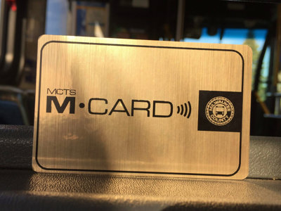To celebrate 25 million M*Card rides, MCTS is giving away 5 golden passes
