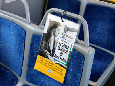 MCTS's Rosa Parks tribute Image