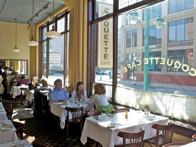 Coquette Cafe In The Third Ward Is One Of Many Upscale Milwaukee Restaurants To Offer Meals For Under 10