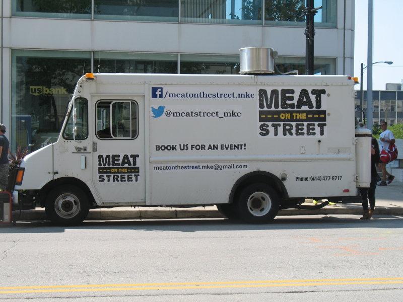 Food Truck Week: Meat on the Street