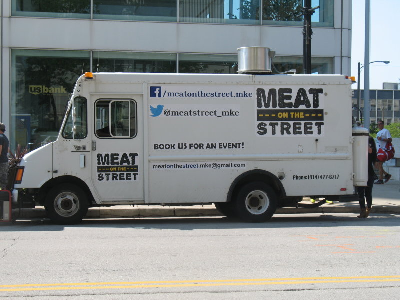 Meat On The Street Serves Up Filipino Food In Milwaukee