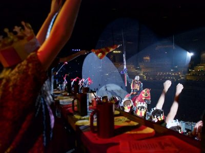 Feast at Medieval Times Image