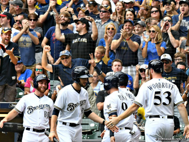 meet 8c36f eba8c Meet the 2018 Milwaukee Brewers - OnMilwaukee