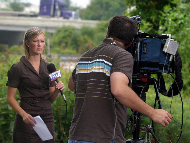 Melissa McCrady, a reporter and anchor at WTMJ-TV Ch. 4, is leaving the station at the end of the month.