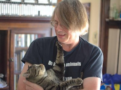 6 Milwaukee men who love cats Image