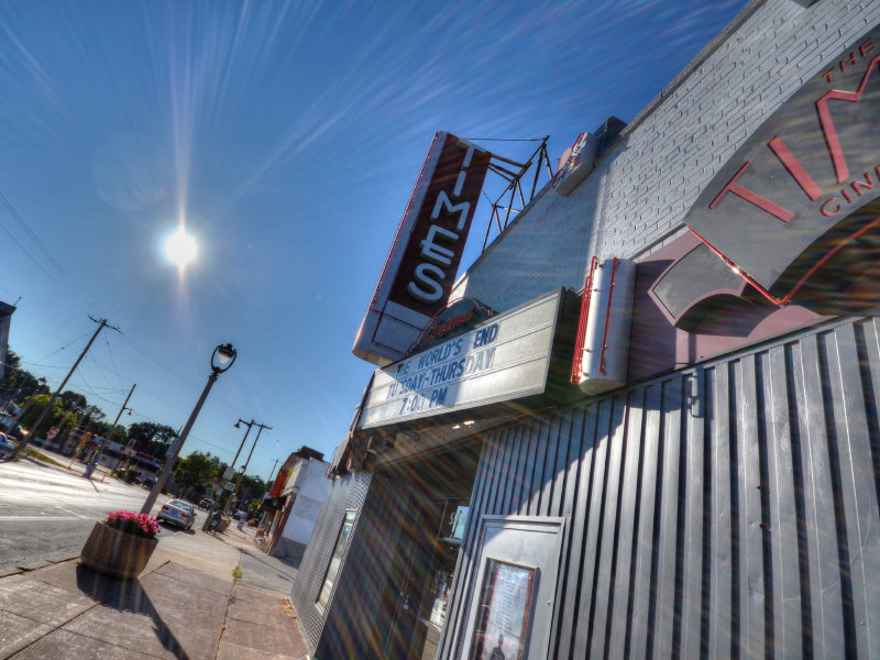 The Times Cinema has been added to the Milwaukee Film Festival's list of locales.