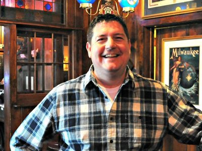 Featured server: Michael Rossi of Swingin' Door Exchange