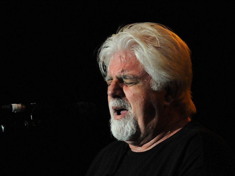 Michael McDonald performed on June 28 at the Uline Warehouse stage at Summerfest.