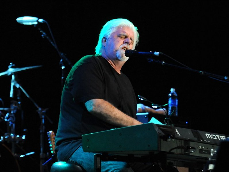 Michael McDonald played many of his hits as a Doobie Brother and solo artist, as well as many covers.
