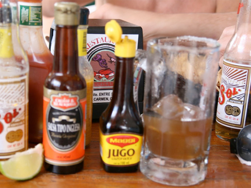 A Drink A Day Michelada Onmilwaukee