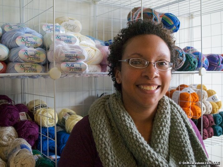 Midwest Yarn gets tangled up in Bay View