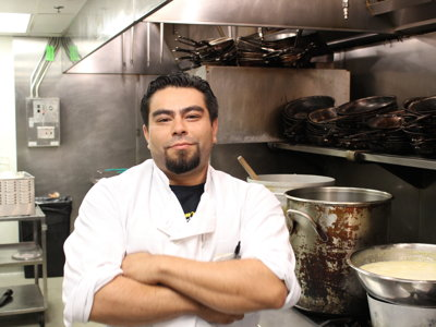 Sous Me: A chat with Miguel Ramirez of Maxie's