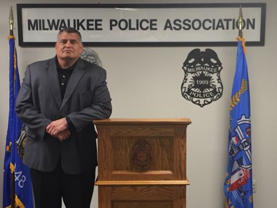 Milwaukee Talks: Police union president Mike Crivello