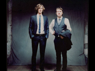 Indie folk duo Milk Carton Kids talks sharing the stage with legends
