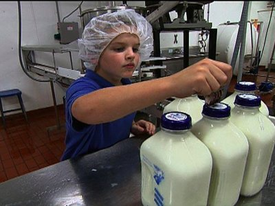 Milk men make fond memories, modern day deliveries