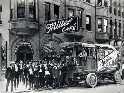 Tied houses helped Miller grow and survive Prohibition