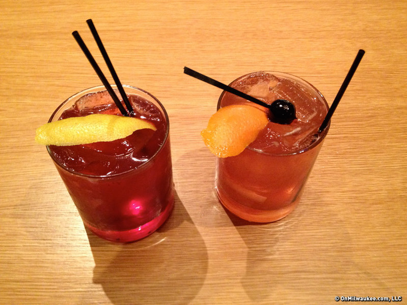 There's a new cocktail menu at Millioke, too, but tread lightly, these are high-octane.