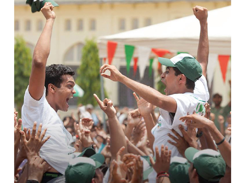 """Million Dollar Arm"" comes out on Blu-ray and digital HD today."
