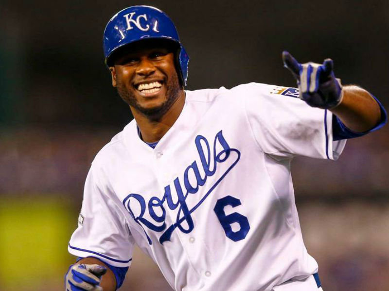 uk availability 5027a 075b8 Reunited: Brewers sign OF Lorenzo Cain to five-year, $80 ...