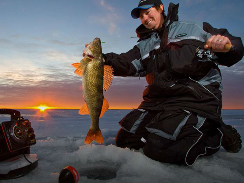 milwaukee ice fishing winter sports show returns to
