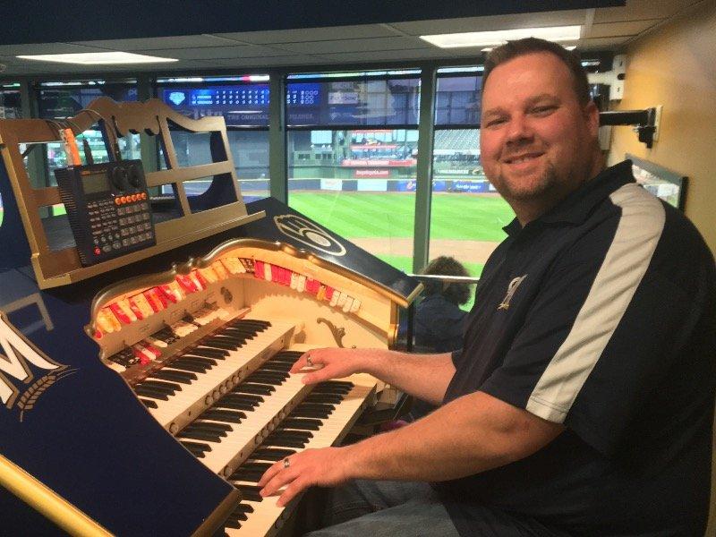Gay john organist west