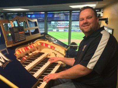 Milwaukee Talks: Miller Park organist Dean Rosko