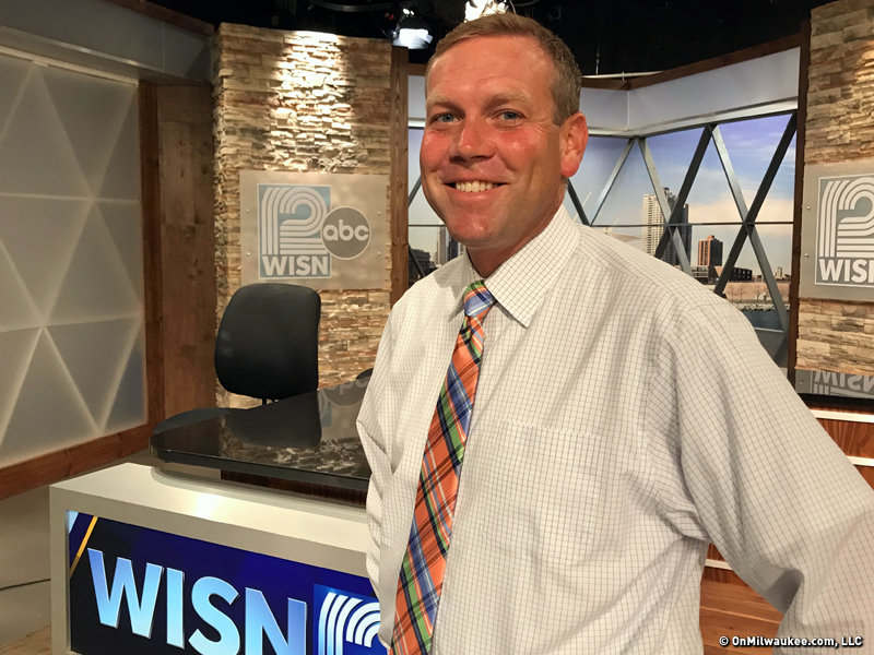 Milwaukee Talks: WISN-TV Chief Meteorologist Mark Baden
