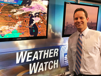 Milwaukee Talks: WISN meteorologist Jeremy Nelson