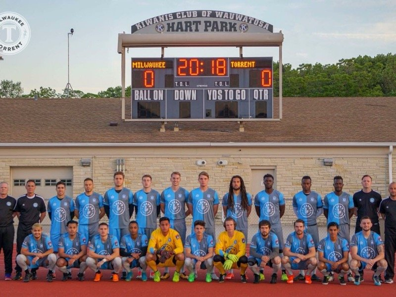 477889df712 Milwaukee Torrent soccer club joins new National Premier Soccer ...