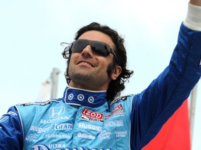 Franchitti wins Milwaukee 225