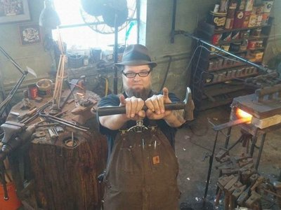 Milwaukee Blacksmith to star on new History Channel TV show
