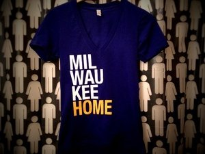 Milwaukee Home.  Go Crew.