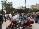 Harley riders come home to local dealer rally