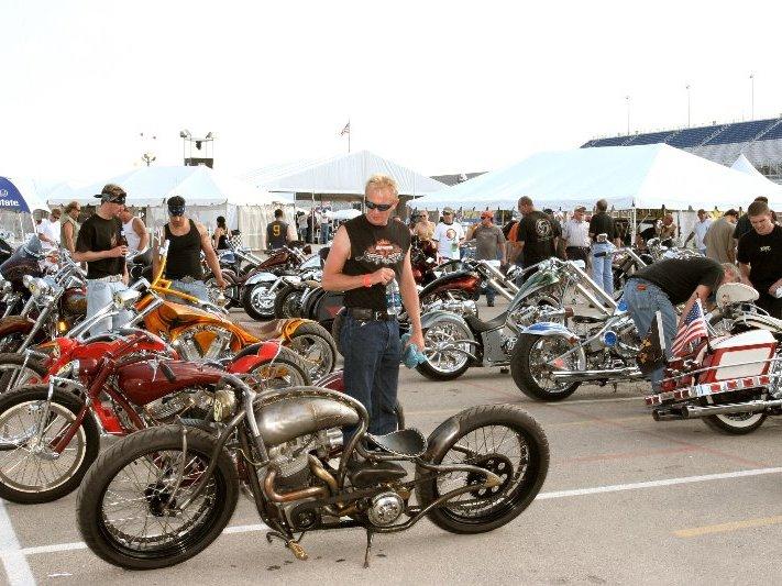 Harley Davidson Festivals